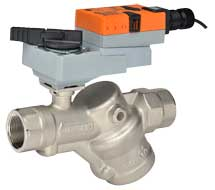 Pressure Independent Control Valves PICCV Series